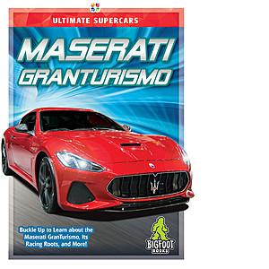 Cover: Maserati GranTurismo