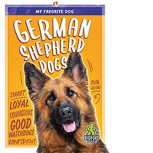 Cover: German Shepherd Dogs