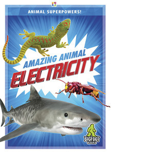 Cover: Amazing Animal Electricity