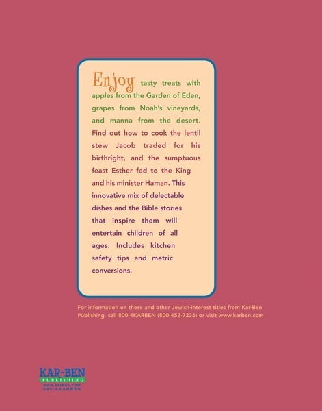 Tasty Bible Stories: A Menu of Tales & - Lerner Publishing Group