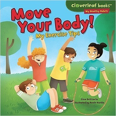 Cover: Move Your Body!: My Exercise Tips
