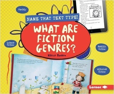 Cover: What Are Fiction Genres?