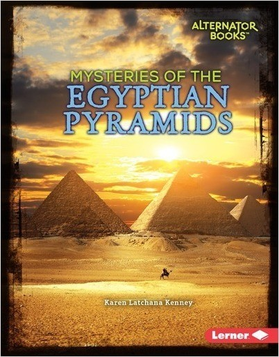 Cover: Mysteries of the Egyptian Pyramids