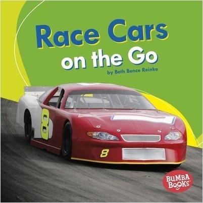 Cover: Race Cars on the Go