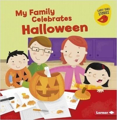 Cover: My Family Celebrates Halloween