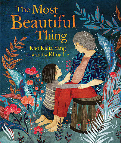 Cover: The Most Beautiful Thing