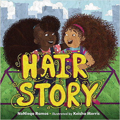 Cover: Hair Story
