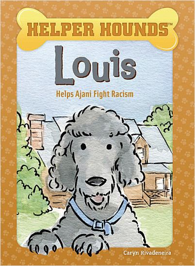 Cover: Louis Helps Ajani Fight Racism