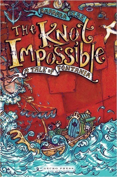 Cover: The Knot Impossible: Rufkin's Travels in Four Acts