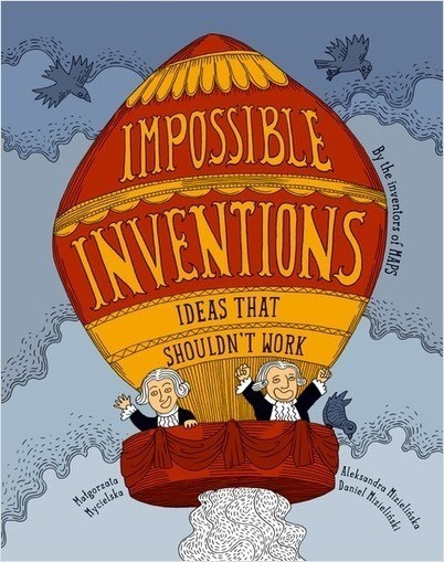 Cover: Impossible Inventions: Ideas That Shouldn't Work