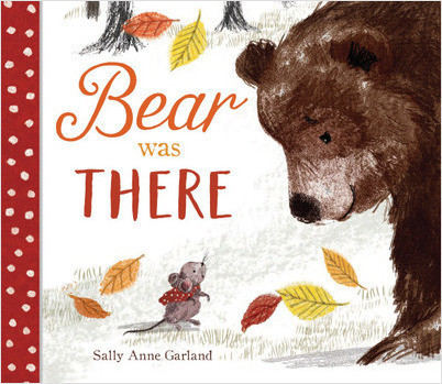 Cover: Bear Was There