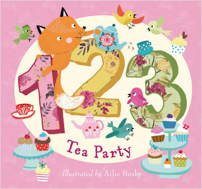 Cover: 123 Tea Party