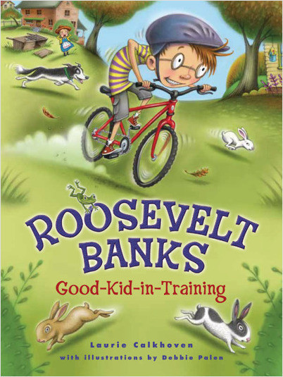 Cover: Roosevelt Banks, Good-Kid-in-Training