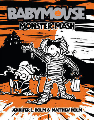 Cover: Babymouse #9: Monster Mash
