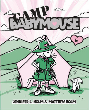Cover: Babymouse #6: Camp Babymouse