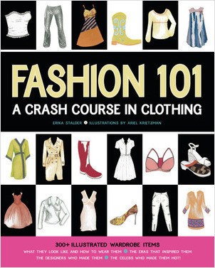 Cover: Fashion 101: A Crash Course in Clothing