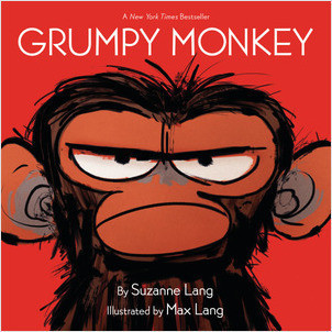 Cover: Grumpy Monkey