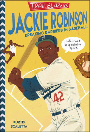 Cover: Trailblazers: Jackie Robinson: Breaking Barriers in Baseball