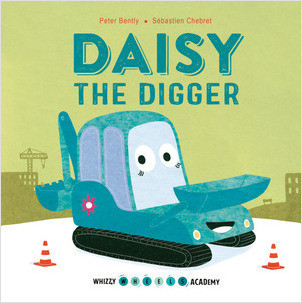 Cover: Daisy the Digger
