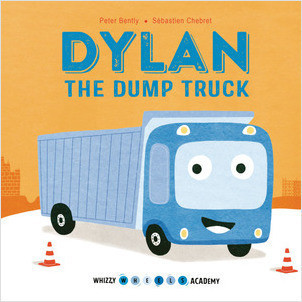 Cover: Dylan the Dump Truck