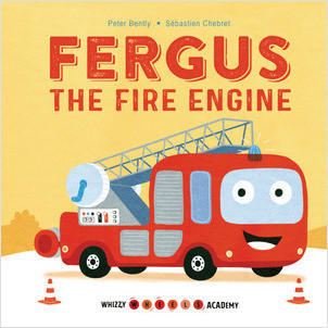 Cover: Fergus the Fire Engine