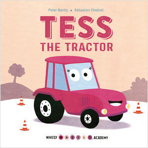 Cover: Tess the Tractor