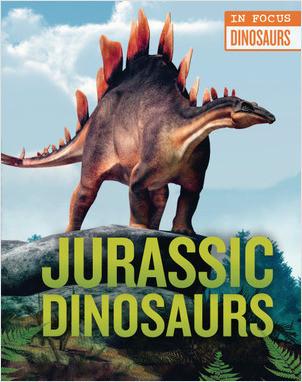 Cover: Jurassic Dinosaurs
