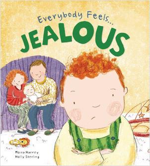 Cover: Jealous