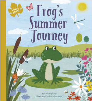 Cover: Frog's Summer Journey