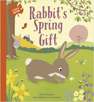 Cover: Rabbit's Spring Gift