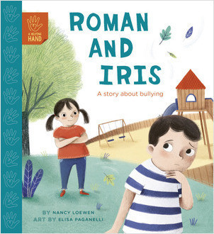 Cover: Roman and Iris: A Story About Bullying