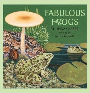 Cover: Fabulous Frogs