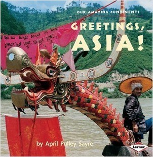 Cover: Greetings, Asia!