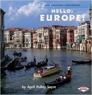 Cover: Hello Europe!