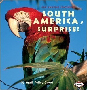 Cover: South America, Surprise!