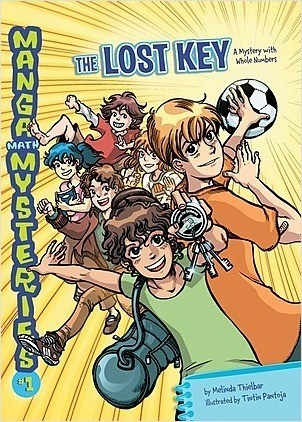 Cover: The Lost Key: A Mystery with Whole Numbers