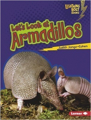 Cover: Let's Look at Armadillos