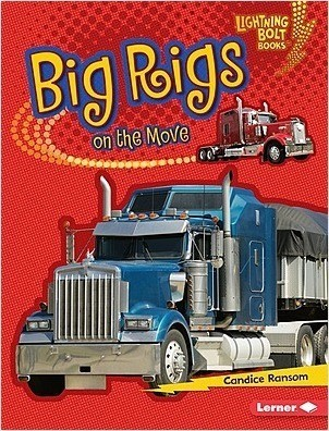 Cover: Big Rigs on the Move