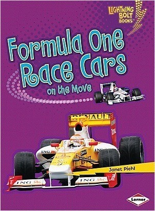 Cover: Formula One Race Cars on the Move