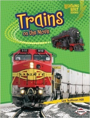 Cover: Trains on the Move