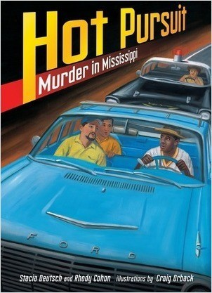 Cover: Hot Pursuit: Murder in Mississippi
