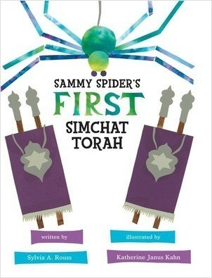 Cover: Sammy Spider's First Simchat Torah