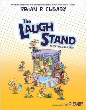 Cover: The Laugh Stand: Adventures in Humor