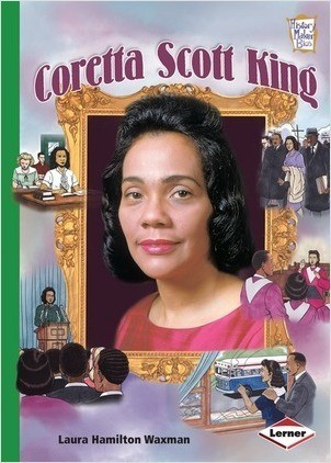 Cover: Coretta Scott King