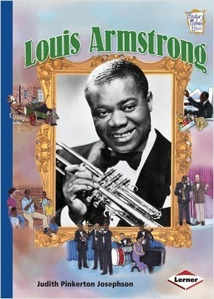 Cover: Louis Armstrong