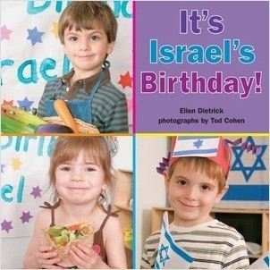 Cover: It's Israel's Birthday!