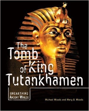 Cover: The Tomb of King Tutankhamen