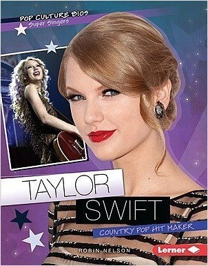 Cover: Taylor Swift: Country Pop Hit Maker