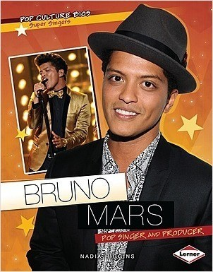 Cover: Bruno Mars: Pop Singer and Producer