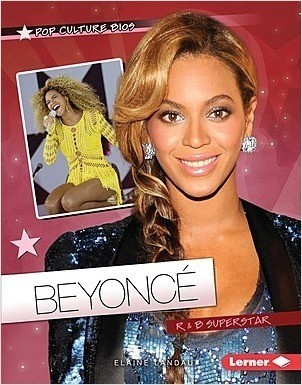 Cover: Beyoncé: R & B Superstar